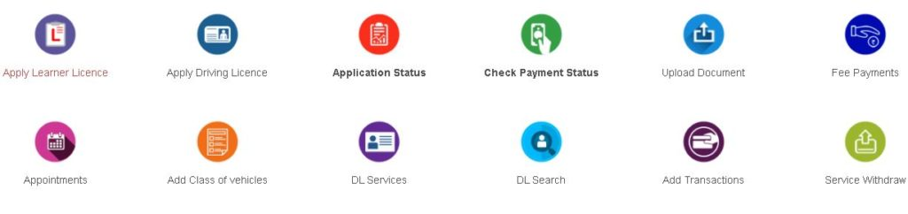 How to renewal driving licence online